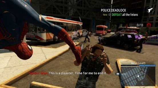 PERFECT CHEATS THE AMAZING SPIDERMAN 2 - náhled