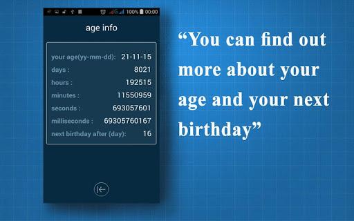 Hitung usia Anda di planet lain 1.3 screenshots 2