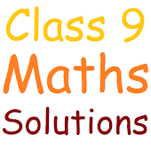 Class 9 Maths Solutions