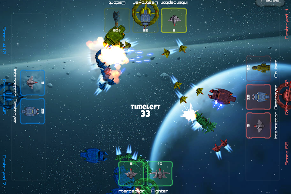 Epic Space Battle Wallpaper You me Play Epic Space Battles