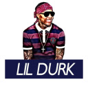 Lil Durk HD Wallpapers Hip Hop New Tab Theme