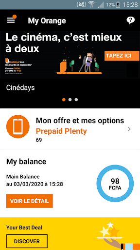 My Orange Cameroon screenshots 3