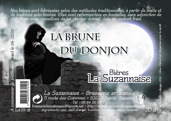 La Brune du Donjon