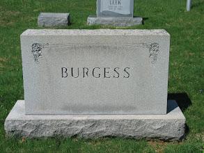 Photo: Burgess