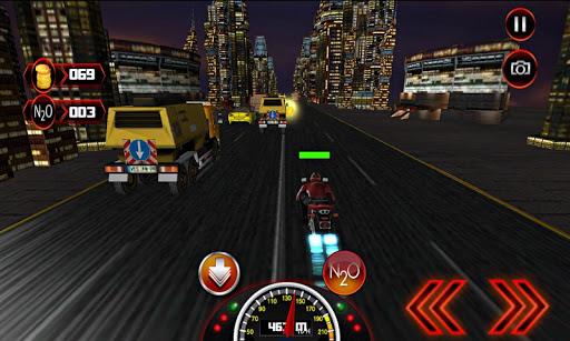 Motor Bike Death Racer: Attack