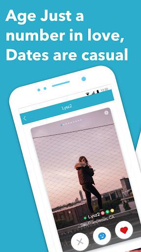 Seeking Age Gap Arrangement: Casual Hookup & Match 3.4.1 Screenshots 4