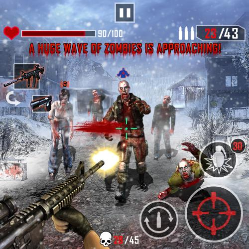 Zombie Killer screenshot 13