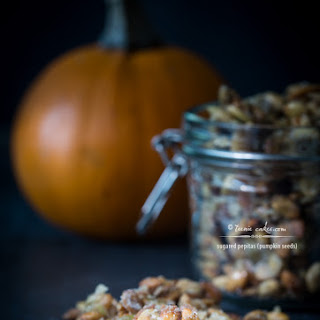 7 Ways with Sugared Pepitas (candied pumpkin seeds).