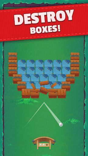 Bouncefield: Arkanoid Bricks Breaker 1.1.0 screenshots 2