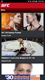 UFC.TV & UFC FIGHT PASS Screenshot 4
