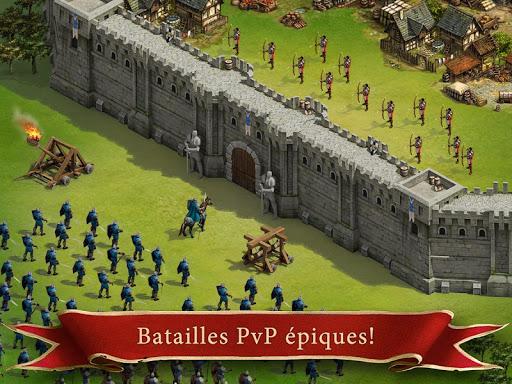 Imperia Online jeu de stratégie MMO  captures d'écran 2