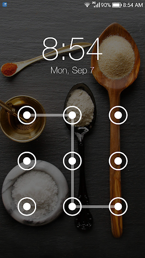 Lock screen 1.10.52 screenshots 2