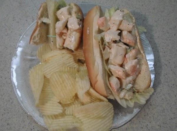 Lobster Roll With Cajun Taste Recipe