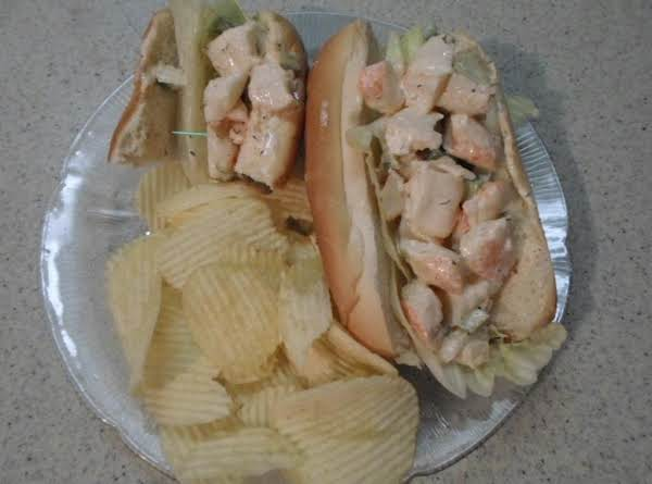 Lobster Roll With Cajun Taste Recipe