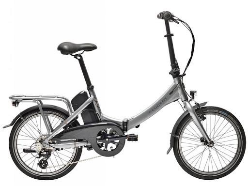 Vélo électrique pliant Ef02