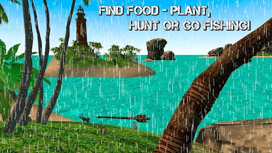 Tropical Island Survival 3D screenshot 1