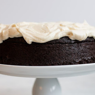 Guinness Beer Dark Chocolate Cake Recipe