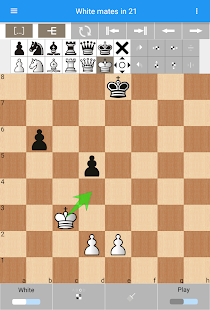7-piece chess endgame training- screenshot thumbnail