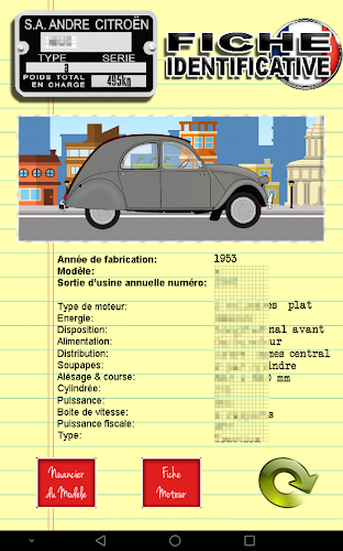 Similar Play Reviews And Stats Search Rankings for 2cv citroen Identity PRO  by Mgd Development (Android, United States)