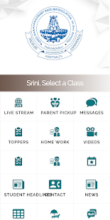 Download Sri Narayanasamy Naidu Matric School For PC Windows and Mac apk screenshot 1
