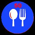 সহজ রেসিপি ৫০ icon