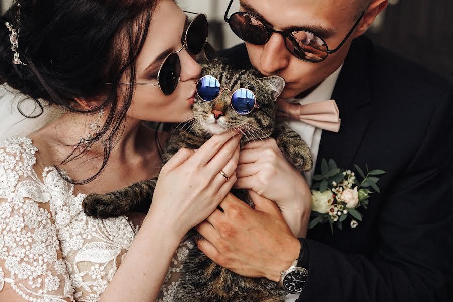 Wedding photographer Алина Курчатова (Jacket). Photo of 19.07.2019
