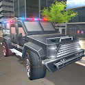 US Armored Police Truck Drive: Car Games 2021 icon