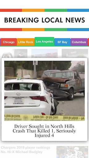 SmartNews: Local Breaking News 8.0.0 screenshots 1