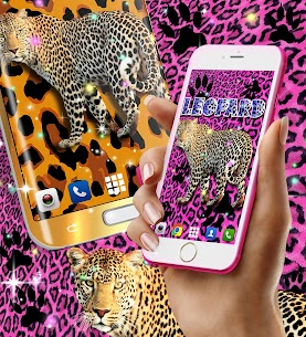 Cheetah leopard print live wallpaper 14.2 Mod APK Updated Android 3