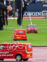 Photo: Glasgow 2014 Athletics. Glasgow 2014. Athletics - Javelin Transport