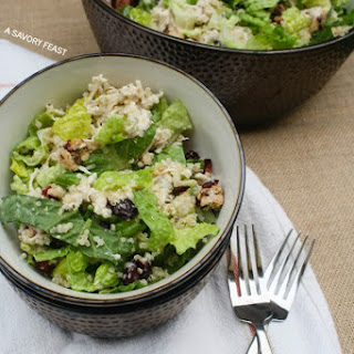Chicken Quinoa Salad with Craisins® and Poppy Seed Dressing