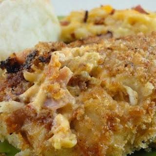 Smokey Cream Cheese Stuffed Chicken