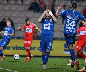 KV Kortrijk klopt Gent in felbevochten partij, strafschoppen beslissen over match