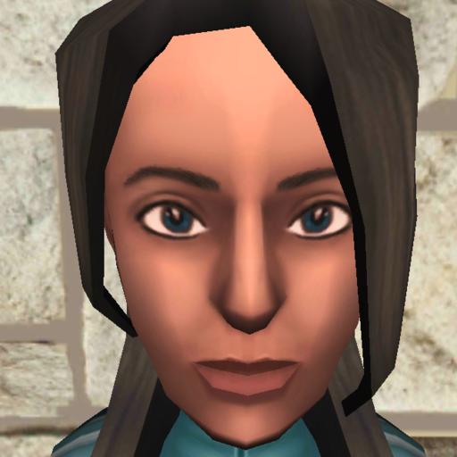 亂逃!獨身女子 3D遊戲 動作 App LOGO-硬是要APP