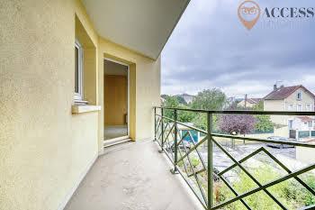 Appartement 2 pièces 47,6 m2