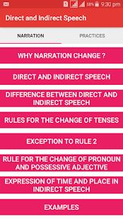 Narration Change - náhled