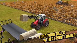 Farming Simulator 18 screenshot for Android