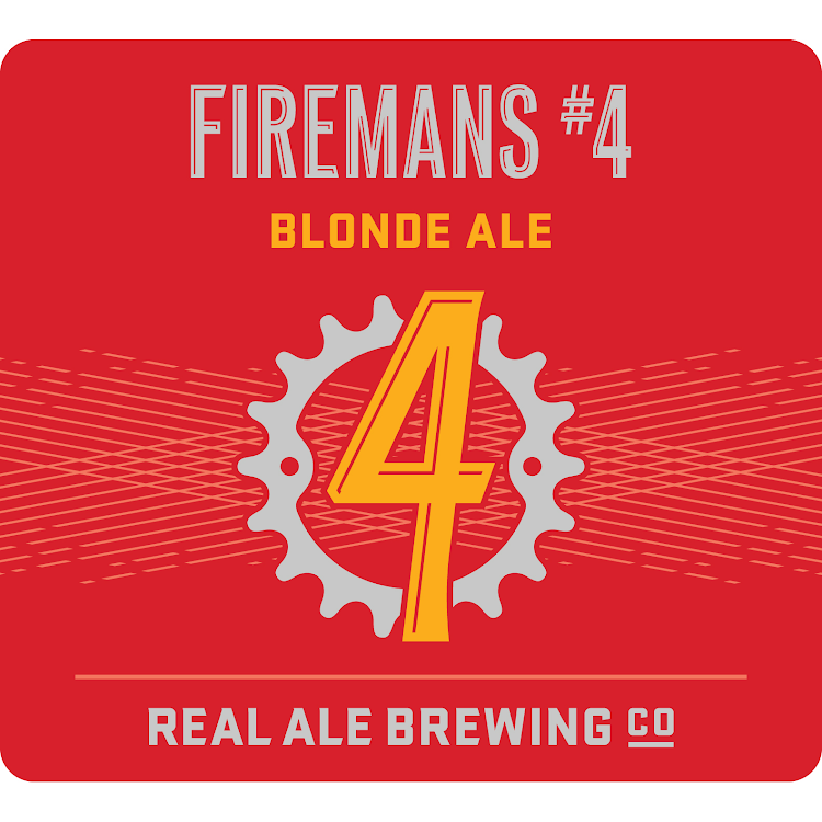 Logo of Real Ale Firemans #4