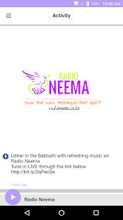 Radio Neema - náhled