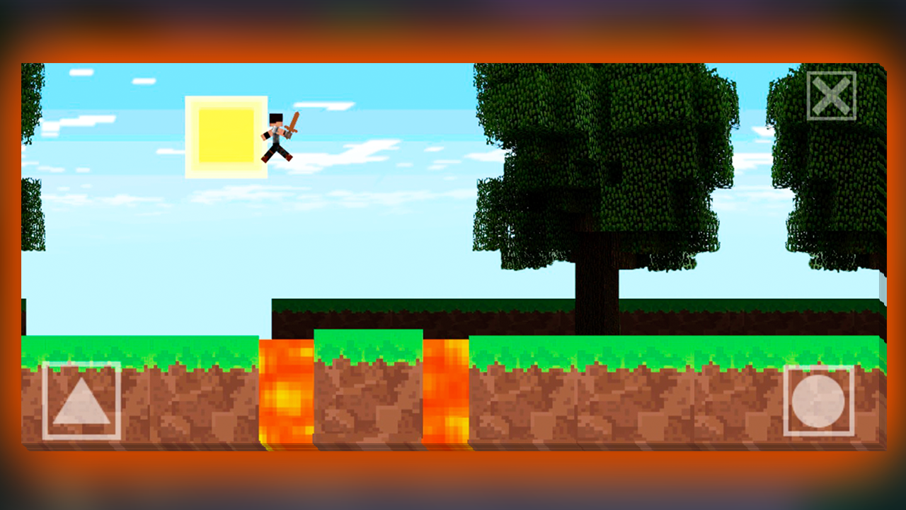 Screenshots of Runner Cube for iPhone