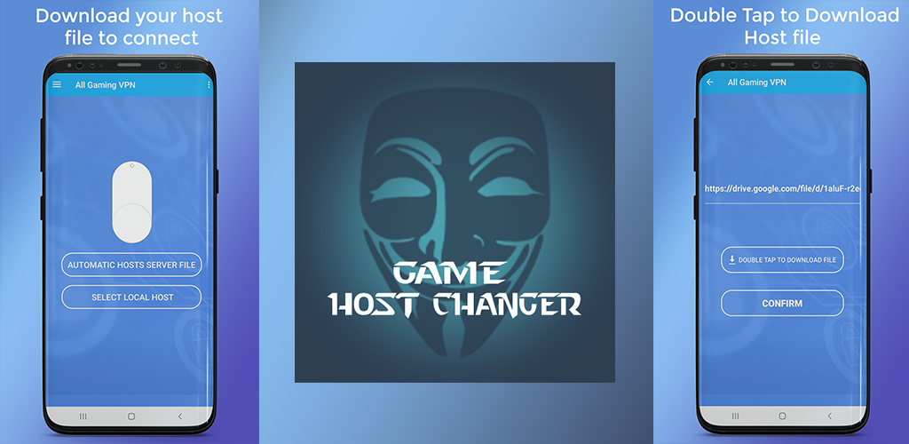 Download Gaming VPN PRO-Host Changer APK latest version 1 5