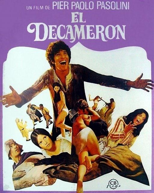 El Decamerón (1971, Pier Paolo Pasolini)