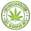SafeAccess420 Cannabis Ads icon