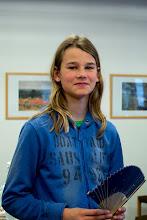 Photo: Sieger bei den U15,Jannis Büscher (14k/Ratingen)