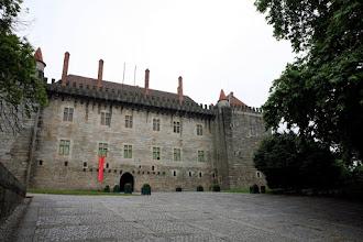 Photo: Le palais des Ducs