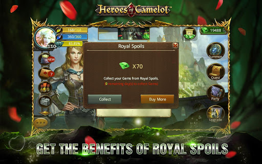 Heroes of Camelot filehippodl screenshot 8