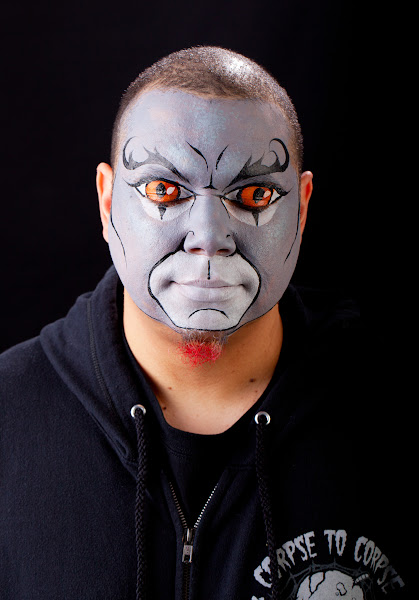 Photo: Ray Sampson, QA, as Panthro.