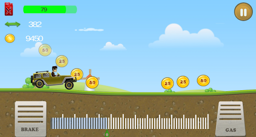 Car Climb Up Hill Race 1.5 screenshots 1