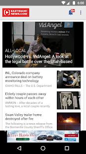 East Idaho News - náhled