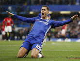 Le doublé de folie d'Eden Hazard